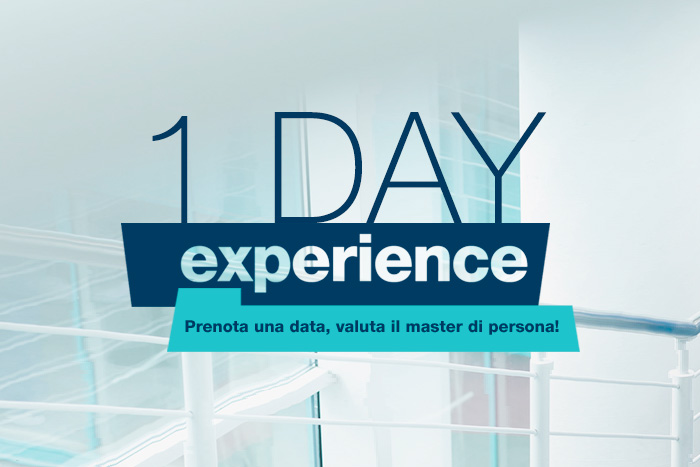 1 day experience