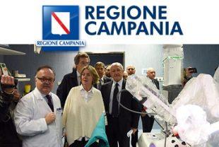 centro di chirurgia robotica